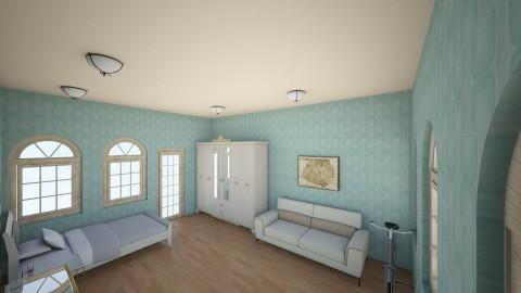 Bedroom - Modern - Bedroom - by ra101
