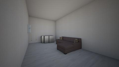 normal room - Masculine - Living room  - by gh0sthunter