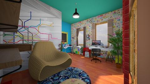 fun office - Office - by Rho