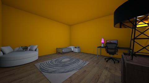 bed room - Bedroom - by designgirl22