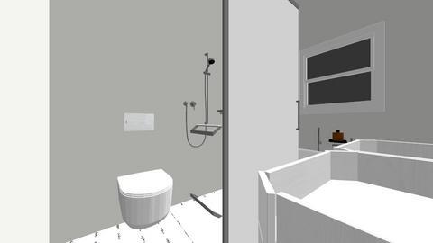 New Bathroom 4 - Bathroom  - by ByTheBathroom
