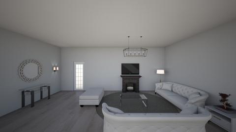 sala - Modern - Living room  - by sofiamtz