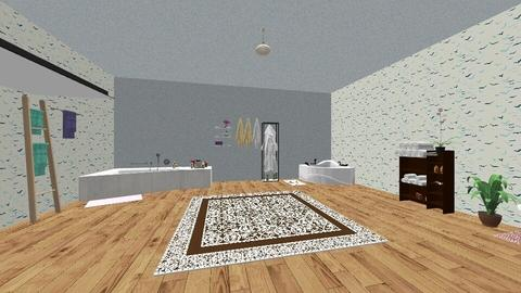 Bathroom 1 - Bathroom - by rebeca2005polo10