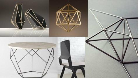 GeometricWoodMetal - by Fairlight