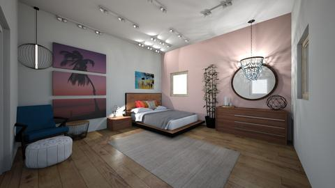 Isabelle client bedroom  - Bedroom  - by 887073STA