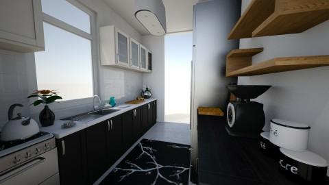 Kitchen - by Gillian Rene