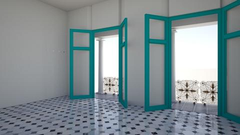 simi - Bedroom  - by matina1976