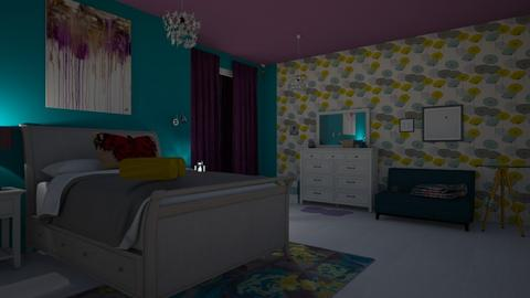 max - Bedroom - by Carolina Soriani