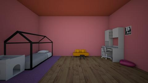 safe and happpy kids - Kids room  - by Roomintriuer_lover
