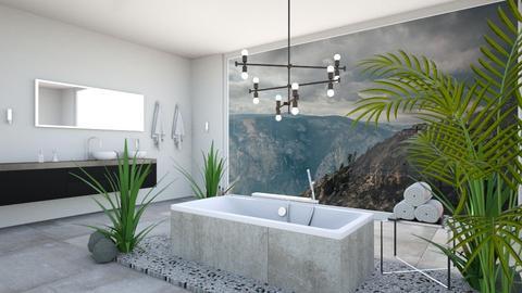 Freestanding Bathtub - Bathroom  - by Di_Sem