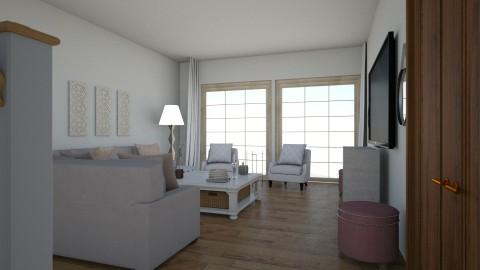 MFA LIVING ROOM - Country - Living room  - by mfa1982
