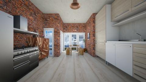 Classic Kitchen  - Classic - Kitchen  - by Fana123