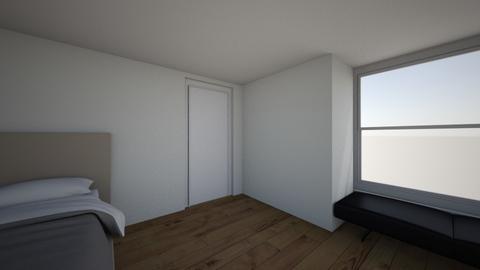 Niki Room - Bedroom  - by Niki R