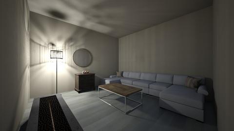 Cozy Hangout - Living room  - by hey_Sanna