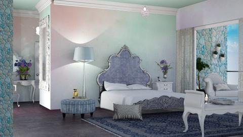 TM bedroom - by nat mi