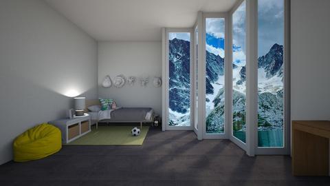 Kids unique room - by KierraClumdesign