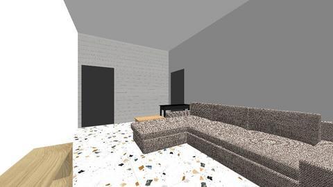 org salon - Living room  - by Inbarya