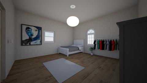 my room2 - Bedroom  - by alenawawdy