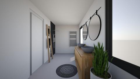 Badkamer 1 - Bathroom  - by Tom1234TT