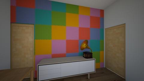 edu - Modern - Living room  - by Erdem sekman