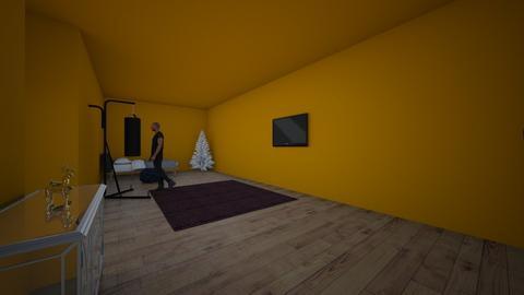 Sharigan - Bedroom  - by 433270