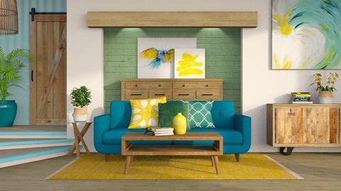 BYG living - Living room  - by LB1981