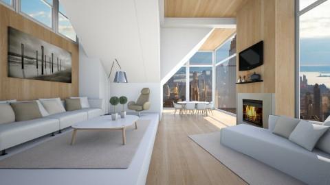 minimal - Minimal - Living room  - by Ayesha Azhar