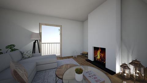gio - Living room - by sarasco