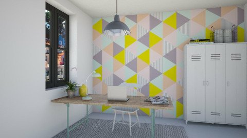 Ideas - Modern - Office  - by Maria Esteves de Oliveira
