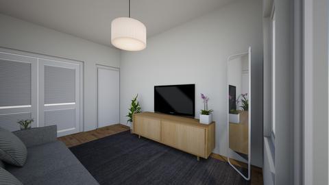 Jon Spare BR - Bedroom - by BrianDenton