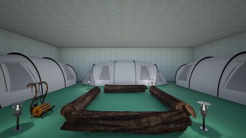 Leilahs gs campsite - Garden  - by interiordesigngs