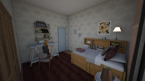 Clara home II - Bedroom  - by melcampusano