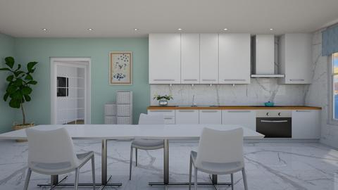 Ariel - Kitchen  - by Elenny
