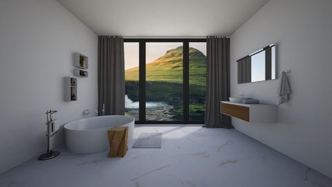 pj - Bathroom - by _Kikus