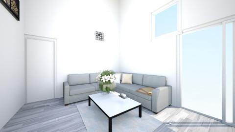 minimal livingroom - Minimal - Living room  - by dtorok19