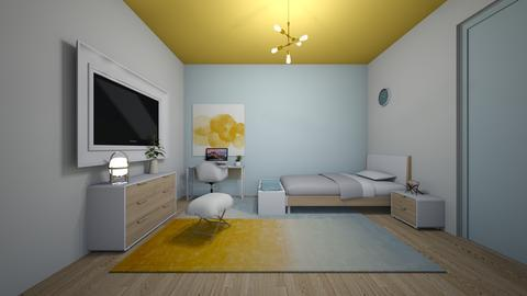 gog - Bedroom  - by joetee