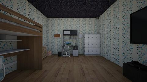 goodnight moon - Kids room  - by EdynTheFox2310