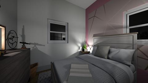 bedroom - Bedroom - by MaddaleeB