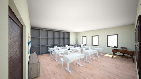 classroom_1 - Office  - by classroom_swu