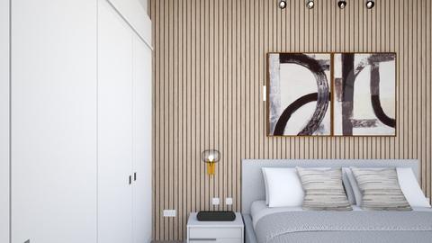 DeanA_1 - Modern - Bedroom  - by Genevive_C907