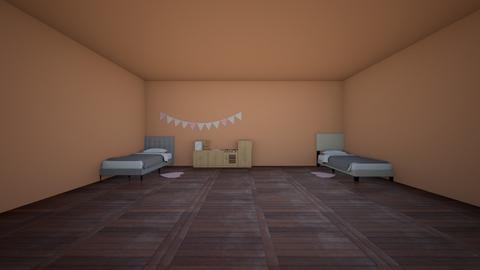 girl room - Kids room  - by amonitimmons