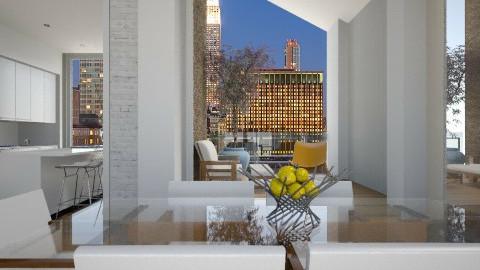 Apartamento pequeno  - Garden  - by Sanare Sousa