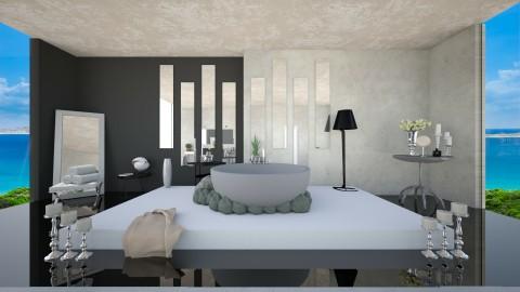LuxuryBathroom - Modern - Bathroom  - by Mihailovikj Mimi