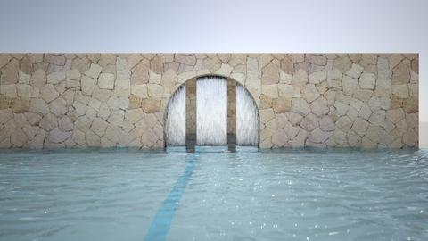 pool - by Julia Alexandro