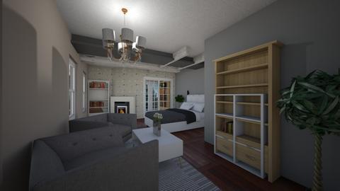 samridhi PART 4 - Modern - Bedroom - by Sammy026