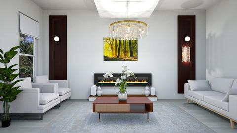 living room1 - Living room  - by zandile