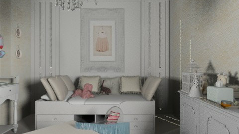 VAleria Rooms - Classic - Kids room  - by Beatriz Fernandez