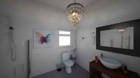Master Bathroom - Classic - Bathroom  - by GoldenGirls