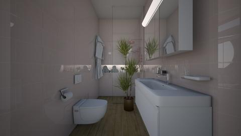 Casa159Bathroom - Eclectic - Bathroom  - by nickynunes