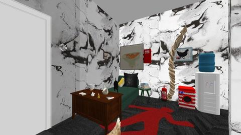 kates room - Bedroom  - by Person1365